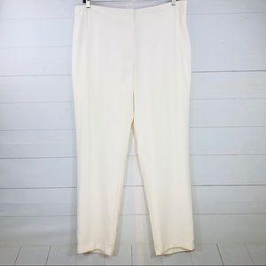 NWT Laura Ashley Straight Leg Dress Pants Size 16
